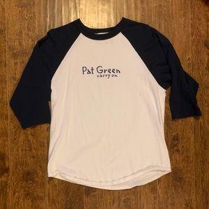 VTG 2000 Pat Green Carry On Baseball Tee